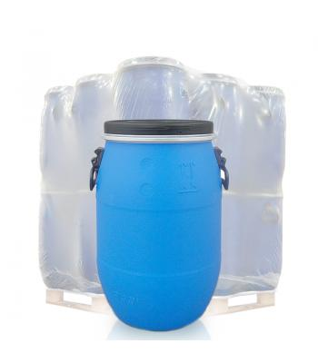 30L Blue Open Top Keg